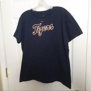 Detroit Tigers Slim Fit Women's T Shirt